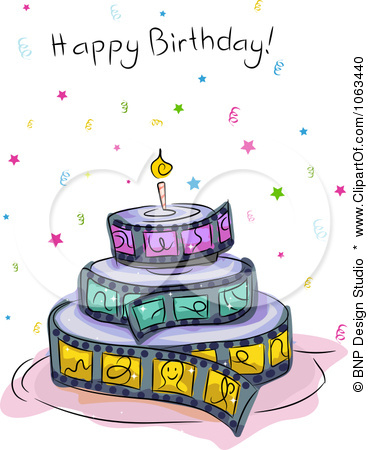 1063440-Film-Strip-Birthday-Cake-And-Greeting-Poster-Art-Print